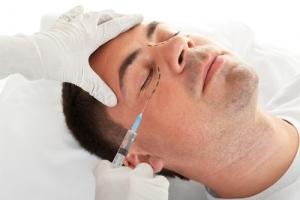 Male Face Treatment